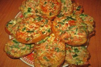 Горячие бутерброды » Для семьи»