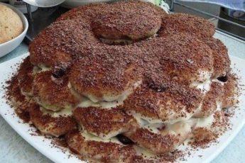 Торт «Черепаха» — это легкий, вкусный и не приторный десерт родом из нашего детства.