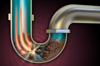 3 пищевых ингредиента для легкой прочистки забившихся труб